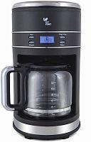 Кофеварка капельная Kitfort КТ-704-2 1000Вт черный