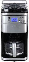 Кофеварка капельная Kitfort КТ-705 1000Вт серебристый