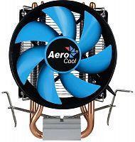 Устройство охлаждения(кулер) Aerocool Verkho 2 Soc-FM2+/AM2+/AM3+/AM4/1150/1151/1155/ 4-pin 15-25dB Al+Cu 110W 307gr Ret