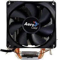 Устройство охлаждения(кулер) Aerocool Verkho 3 Soc-AM4/AM3+/1150/1151/1200 4-pin 15-24dB Al+Cu 120W 530gr Ret