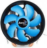 Устройство охлаждения(кулер) Aerocool Verkho 3 Plus Soc-FM2+/AM2+/AM3+/AM4/1150/1151/1155 4-pin 18-27dB Al+Cu 125W 528gr Ret