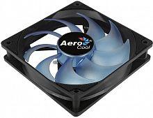 Вентилятор Aerocool Motion 12 plus Blue 120x120mm 3-pin 4-pin(Molex)22dB 160gr LED Ret