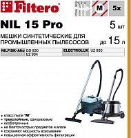 Пылесборники Filtero NIL 15 Pro трехслойные (5пылесбор.)