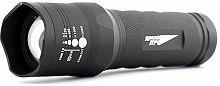 Фонарь карманный Яркий Луч T4 Focus v.2 черный 3Вт лам.:светодиод. AAAx3