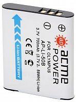 Аккумулятор для компактных камер и видеокамер AcmePower AP-LI-50B для: Olympus mju-1050 SW/1060/1200/550WP/5000/5010/700/720/725/730/740/750/760/770/780/790 SW/7000/7010/7030/7040/820/830/840/850SW TOUGH-3000 IR-300 C-520/560/570 FE-150/190/20/230/24