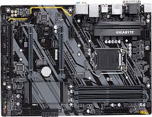 Материнская плата Gigabyte H370 HD3 Soc-1151v2 Intel H370 4xDDR4 ATX AC`97 8ch(7.1) GbLAN RAID+VGA+DVI+HDMI