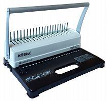 Переплетчик Kobra Queenbind H500 A4/перф.14л.сшив/макс.500л./пластик.пруж.-51мм)