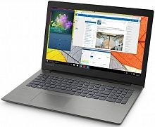 "Ноутбук Lenovo IdeaPad 330-15IGM Pentium Silver N5000/4Gb/500Gb/Intel UHD Graphics 605/15.6""/TN/HD (1366x768)/Windows 10/black/WiFi/BT/Cam"