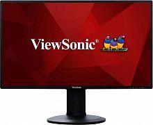 "Монитор ViewSonic 27"" VG2719-2K черный IPS LED 16:9 HDMI M/M матовая HAS Pivot 50000000:1 300cd 178гр/178гр 2560x1440 DisplayPort QHD 6.91кг"