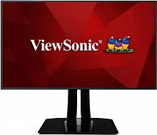 "Монитор ViewSonic 32"" VP3268-4K черный IPS LED 5ms 16:9 HDMI M/M матовая HAS Pivot 20000000:1 350cd 178гр/178гр 3840x2160 DisplayPort Ultra HD USB 10.33кг"