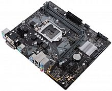 Материнская плата Asus PRIME B360M-K Soc-1151v2 Intel B360 2xDDR4 mATX AC`97 8ch(7.1) GbLAN+VGA+DVI