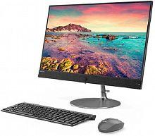 "Моноблок Lenovo IdeaCentre 730S-24IKB 23.8"" Full HD i7 8550u (1.8)/8Gb/SSD256Gb/CR/Windows 10/GbitEth/WiFi/BT/90W/клавиатура/мышь/Cam/темно-серый 1920x1080"