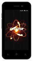 "Смартфон Digma Atom 3G Linx 4Gb 512Mb темно-серый моноблок 3G 2Sim 4"" 480x800 Android 8.1 2Mpix WiFi GSM900/1800 GSM1900 TouchSc MP3 FM microSD max32Gb"