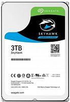 "Жесткий диск Seagate Original SATA-III 3Tb ST3000VX009 Skyhawk (5400rpm) 256Mb 3.5"""