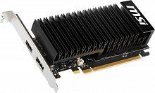 Видеокарта MSI PCI-E GT 1030 2GHD4 LP OC nVidia GeForce GT 1030 2048Mb 64bit DDR4 1189/2100/HDMIx1/DPx1/HDCP Ret low profile