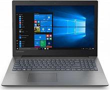 """Ноутбук Lenovo IdeaPad 330-15AST A9 9425/8Gb/SSD128Gb/AMD Radeon R5/15.6""""/TN/HD (1366x768)/Windows 10/black/WiFi/BT/Cam"""