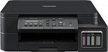 МФУ струйный Brother InkBenefit Plus DCP-T510W (DCPT510WR1) A4 WiFi USB черный