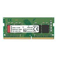 Память DDR4 8Gb 2400MHz Kingston KVR24S17S8/8 RTL PC4-19200 CL17 SO-DIMM 260-pin 1.2В single rank