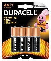 Батарея Duracell Basic CN LR6-4BL MN1500 AA (4шт)