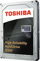 "Жесткий диск Toshiba SATA-III 10Tb HDWG11AEZSTA NAS N300 (7200rpm) 256Mb 3.5"" Rtl"