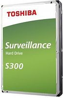 "Жесткий диск Toshiba SATA-III 10Tb HDWT31AUZSVA Surveillance S300 (7200rpm) 256Mb 3.5"""