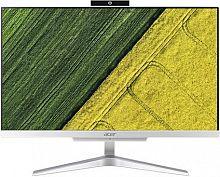"Моноблок Acer Aspire C22-865 21.5"" Full HD i3 8130U (2.2)/4Gb/1Tb 5.4k/UHDG 620/CR/Windows 10 Home/GbitEth/WiFi/BT/65W/клавиатура/мышь/Cam/серебристый 1920x1080"