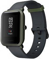 """Смарт-часы Xiaomi Amazfit Bip 1.28"""" зеленый (UYG4023RT)"""
