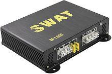 Усилитель автомобильный Swat M-1.500 одноканальный