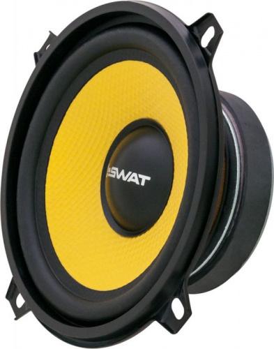 Колонки автомобильные Swat SP-A5.2 (без решетки) 220Вт 88дБ 4Ом 13см (5дюйм) (ком.:2кол.) компонентные двухполосные