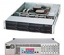 Корпус SuperMicro CSE-825TQC-600LPB 600W черный