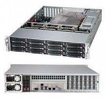 Корпус SuperMicro CSE-826BE1C4-R1K23LPB 2x1200W черный