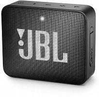 Колонка порт. JBL GO 2 черный 3W 1.0 BT/3.5Jack 730mAh (JBLGO2BLK)