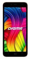 "Смартфон Digma Base 4G Linx 8Gb 1Gb золотистый моноблок 3G 4G 2Sim 5.34"" 480x960 Android 8.1 8Mpix 802.11 a/b/g/n GPS GSM900/1800 GSM1900 TouchSc MP3 FM microSD max64Gb"