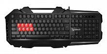 Клавиатура A4 Bloody B3590R механическая черный/серый USB for gamer LED
