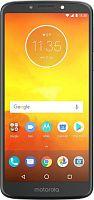 "Смартфон Motorola XT1944-2 E5 16Gb 2Gb серый моноблок 3G 4G 2Sim 5.7"" 720x1440 Android 8.0 13Mpix 802.11bgn GPS GSM900/1800 GSM1900 TouchSc MP3 FM A-GPS microSD max128Gb"
