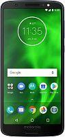 "Смартфон Motorola XT1925-5 G6 32Gb 3Gb синий моноблок 3G 4G 2Sim 5.7"" 1080x2160 Android 8.0 12Mpix 802.11abgnac NFC GPS GSM900/1800 GSM1900 TouchSc Ptotect MP3 A-GPS microSD max128Gb"