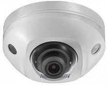 Видеокамера IP Hikvision DS-2CD2523G0-IWS 2.8-2.8мм цветная корп.:белый