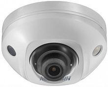 Видеокамера IP Hikvision DS-2CD2543G0-IWS 2.8-2.8мм цветная корп.:белый