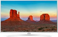 "Телевизор LED LG 49"" 49UK6390PLG белый/Ultra HD/50Hz/DVB-T2/DVB-C/DVB-S2/USB/WiFi/Smart TV (RUS)"