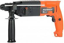 Перфоратор Patriot RH 240 патрон:SDS-plus уд.:2.9Дж 710Вт (кейс в комплекте)