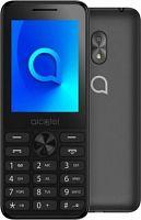 "Мобильный телефон Alcatel 2003D OneTouch темно-серый моноблок 2Sim 2.4"" 240x320 0.3Mpix GSM900/1800 GSM1900 MP3 FM microSDHC max32Gb"
