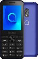 "Мобильный телефон Alcatel 2003D OneTouch синий моноблок 2Sim 2.4"" 240x320 0.3Mpix GSM900/1800 GSM1900 MP3 FM microSDHC max32Gb"