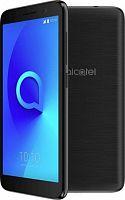 "Смартфон Alcatel 5033D 1 8Gb 1Gb черный моноблок 3G 4G 2Sim 5"" 480x960 Android 8.0 5Mpix 802.11bgn GPS GSM900/1800 GSM1900 MP3 FM A-GPS microSDHC max32Gb"