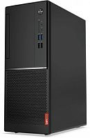 ПК Lenovo V330-15IGM MT Cel J4005 (2)/4Gb/1Tb 7.2k/UHDG 600/CR/Windows 10 Home Single Language 64/GbitEth/65W/клавиатура/мышь/черный