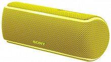 Колонка порт. Sony SRS-XB21 желтый 14W 2.0 BT/3.5Jack 10м (SRSXB21Y.RU2)