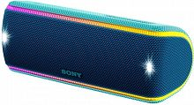 Колонка порт. Sony SRS-XB31 синий 30W 2.0 BT/3.5Jack 30м (SRSXB31L.RU2)