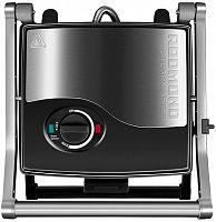 Электрогриль Redmond SteakMaster RGM-M800 1800Вт черный/серебристый