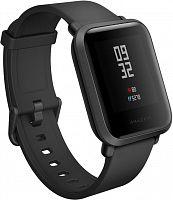 """Смарт-часы Amazfit Bip 1.28"""" черный"""