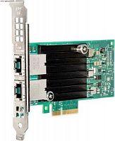 Адаптер Dell 540-BBRK Intel X550 10G Base-T Dual Port Full Height