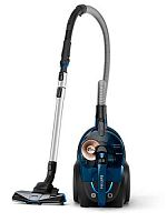Пылесос Philips PowerPro Expert FC9733/01 2100Вт синий/черный